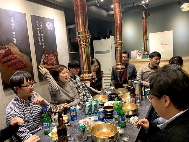 2019년 송년회&회식(2)